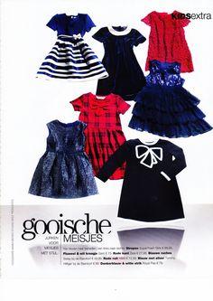 The Royal Pea Dress in Linda Magazine. Christmas inspiration.
