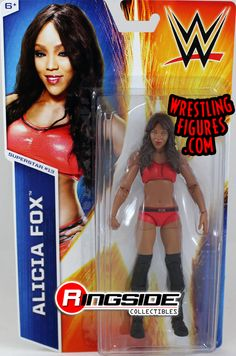 Alicia Fox - WWE Series 47   Ringside Collectibles