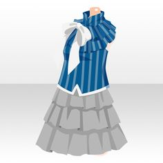 li.nu attrade itemsearch.php?txtSearch=&part=top&page=327&type=&color=&sort=&mov=0&locked=0 Anime Outfits, Dress Outfits, Girl Outfits, Cute Outfits, Cocoppa Play, Drawing Clothes, Fashion Art, Fashion Design, Character Outfits