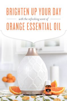 I love the fresh scent of orange. Perfect for any day of the year! https://yldist.com/oilfinery