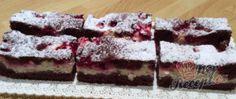 Recept Hrnkový koláč s tvarohovou náplní a ovocem Cooking, Food, Cuisine, Kochen, Essen, Yemek, Cook, Eten, Meals