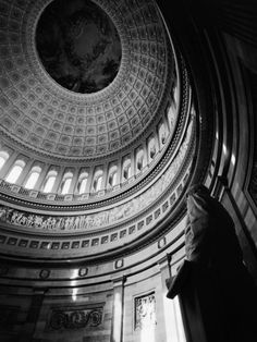 Rotunda of the United States Capitol Photographic Print by G.E. Kidder Smith at AllPosters.com