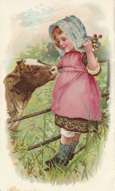 Little Birdie Blessings: Giveaway Winner Announced & Vintage Freebies Vintage Farm, Vintage Ephemera, Vintage Girls, Vintage Children, Vintage Postcards, Posters Vintage, Vintage Prints, Vintage Pictures, Vintage Images