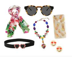 Try adding a pop of color to your outfits with some of these fun accessories #krpersonalstyle #accesories