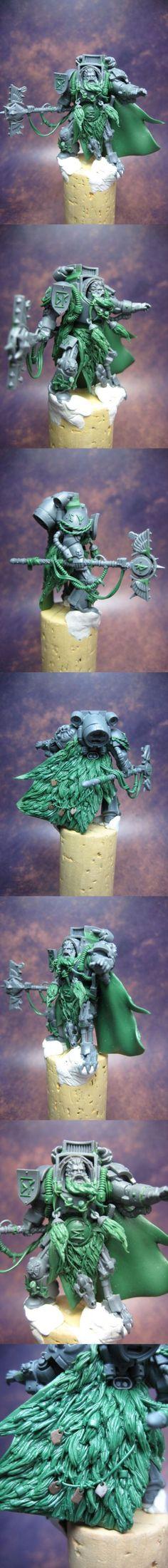 Space Wolves - Termi-Rune Priest