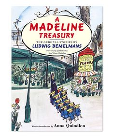 Love this A Madeline Treasury Hardcover by Madeline & Friends on #zulily! #zulilyfinds