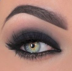 Smokey Eye With A Dash Of Glitter Makeup Tutorial