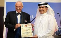 HE Saeed Mohammed Al Tayer receives prestigious Lord of Matterhorn Award from Swiss Business Council United Arab Emirates, Lord, Author, Dubai Uae, October, Water, Gripe Water, Writers