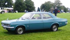 vauxhall victor - Mum drove a white one when I was a kid.