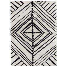 """A fashion-forward, hand-tufted rug in a wool/viscose blend that is at once earthy and cool. - 50% Wool; 50% Viscose; 100% Cotton Backing - Hand-Tufted - Pile Height: 1/2"""" - Made in India Colour (Panto"""