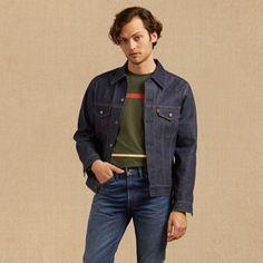 Vintage Men's Clothing - Shop LVC for Men | Levi's®