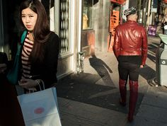 Men's Leather Jackets: How To Choose The One For You. A leather coat is a must for each guy's closet and is likewise an excellent method to express his individual design. Leather jackets never head out of styl Great Mens Fashion, Men's Fashion, Rain Suit, Revival Clothing, Red Leather, Leather Jacket, The Right Man, Sports Jacket, Male Face