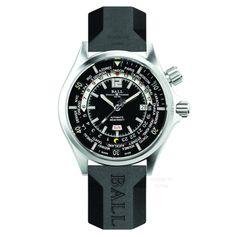 BALL Watch Engineer MASTER II Diver Worldtimer