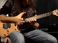 "Ron ""Bumblefoot"" Thal - Chopin Fantasie on electric guitar"