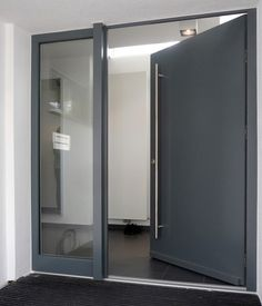 Front door modern | Sorpetaler. Check it out on Architonic