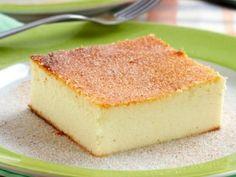 Torta Doce de Queijo da Tathi