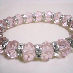 Think Pink Bracelet Sassy + Classy • Nice Quality Jewelry Bracelets