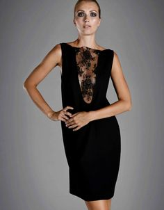 Jessicachoay Dress - The Machiavelli - Black - Women's #Dresses