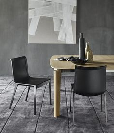 Charlotte Dining Chair, B&B Italia