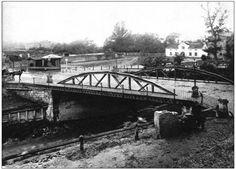 Nieistniejący most na Rudawie na ul. Zwierzynieckiej https://www.facebook.com/photo.php?fbid=918254954905974