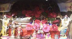 """Thirumazhisai AzhwAr "" incarnation of Sri. Sudarshana Chakra (the divine discus of Lord SrimanNarayana) Bal Krishna, Krishna Art, Lord Krishna, Krishna Avatar, Om Art, Temple India, Lord Balaji, Hindu Rituals, Shri Hanuman"