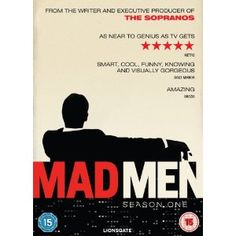 It was an America on the brink of social explosion and Mad Men, which tells the story of a group of Madison Avenue advertising executives in the early 1960s, captures that surface stillness perfectly.   Beautifully filmed and masterfully written.