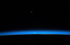 Get the latest news, images, videos and more from humanity's home in orbit -- the International Space Station. Paris Climate, International Space Station, Out Of This World, Northern Lights, Sunrise, Science, Earth, Moon, Sky