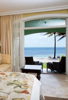 Old Bahama Bay is an all-suite resort - sweet!