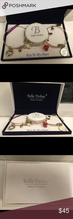 Beautiful bracelet set Beautiful bracelet set great gift for anyone! Perfect gift for that special someone for the holidays!! Jewelry Bracelets
