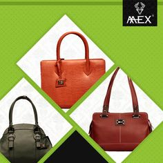 Smartness is all about how you carry yourself! Carry these chic handbags from Mex and make your own unique style statement.
