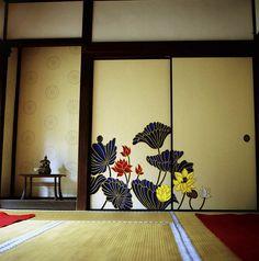 Shoren-in temple kachoden #kyoto #japan