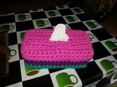 Funda caja de pañuelos
