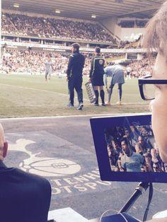 ViewFromTheBox #JoelCambell aka #DredieMann  More sport here: www.globalsportincolour.com