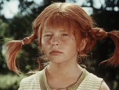 Pippi's full name is outrageously cool. It's Pippilotta Delicatessa Windowshade Mackrelmint Ephraim's Daughter Longstocking. | 19 Reasons Pippi Longstocking Is The Ultimate Powerful Woman