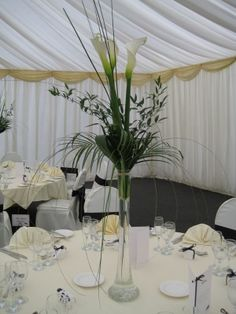 Arum Lily Vases Elizabeths The Florists Norwich Norfolk