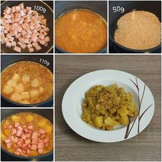 #Quinoa mit #Kassler, #Ananas und #Curry. #quinoabowl  Imitated? -> please link me and turn on notification.⬆ #stepbystep #stepbystepcooking #lowcarbrecipes #lowcarbrezept #food #recipes #dinner #lunch #lowcarb #lowcarbfood #lowcarblife #lchp #lchf #instadaily #foodporn #instafood #fitfam #healthy #lategram #Yummy #mecfs #mecfsgermany #mecfsdeutschland #cfsme