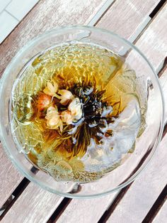 Thé chinois à la fleur de jasmin -  Photos Joelle Luong Viet - Marseille Avril 2015