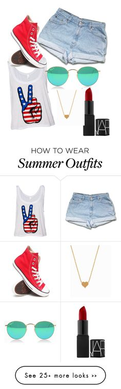 """""""Always A Lady"""" by sarahm3000 on Polyvore featuring moda, Converse y Minnie Grace"""