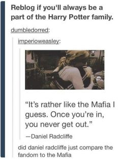 Yes,yes it is the mafia, Lol, we are all in the hpmafia