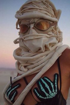 Insane Burning Man Fashion That Take Street Style to a Whole New Level