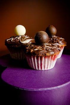 The Ultimate Truffle Cupcake ~ Cupcake Project