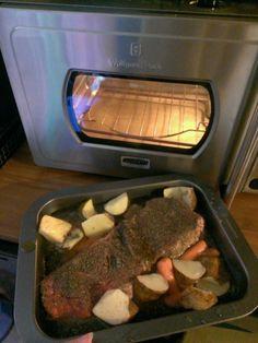 The Pressure Oven Cookbook
