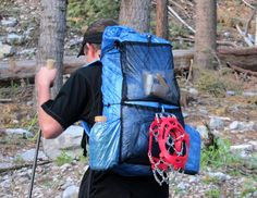 Warning: Making your own gear can be addictive! If you've been thinking about making some of your own backpacking gear, I say go for it. All...
