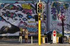 streets post-quake Christchurch New Zealand