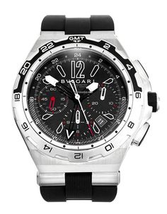 Discover a large selection of Bulgari Diagono watches on - the worldwide marketplace for luxury watches. Compare all Bulgari Diagono watches ✓ Buy safely & securely ✓ Bvlgari Diagono, Bvlgari Serpenti, Bvlgari Gold, Bvlgari Watches, Black Bracelets, Luxury Watches For Men, Casio Watch, Chronograph, Buy And Sell
