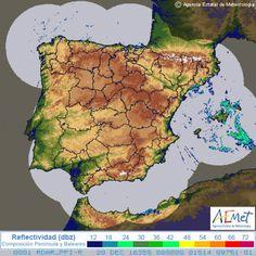 Meteorología desactiva todas las alertas por temporal para la Región de Murcia
