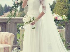 c6a76a505740 Couture Hayez Sposa la Leggerezza a Villa Muggia Stresa - Best Wedding Gowns