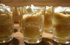 Apfelkuchen ohne Backen (Rezept aus Dänemark)