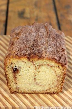 Amish Cinnamon Bread Recipe (A Quick Amish Friendship Bread Alternative) - No yeast. Dessert Bread.