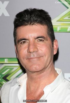 Simon Cowell  Celebrities attend